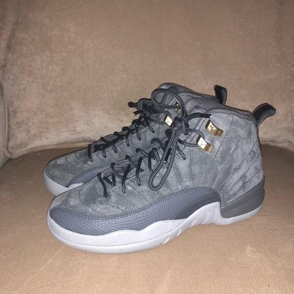 finest selection 691fb bb34b Air Jordan Dark Grey 12s